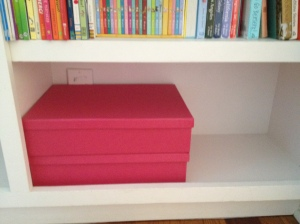 Shelf Mess #1 Tamed!