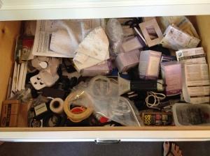 Utility Drawer Chaos #1
