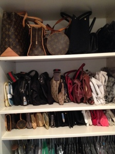 Pesky Purse Section Primped!