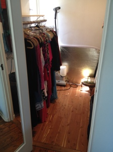 Cramped Closet #2 After