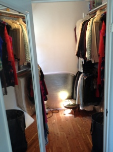 Cramped Closet #1 After